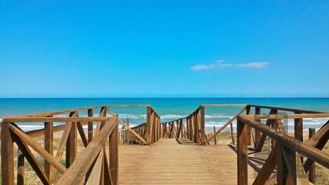 Дом в 200 метрах от пляжа Moncayo - Фото 2