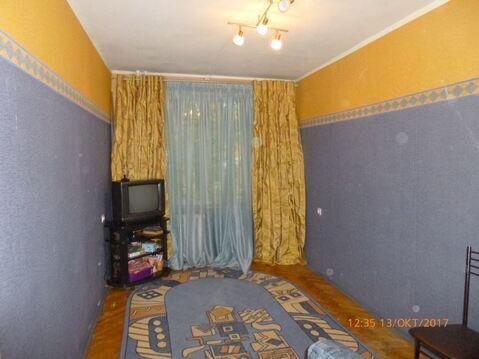 Трёхкомнатная квартира на Песчаном переулке - Фото 1