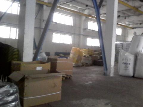 Производственное помещение 518 кв.м на охраняемой асфальтированной тер - Фото 5