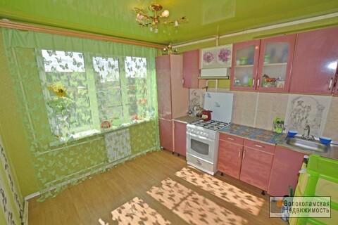 Трехкомнатная квартира улучшенной планировки в Волоколамске - Фото 1