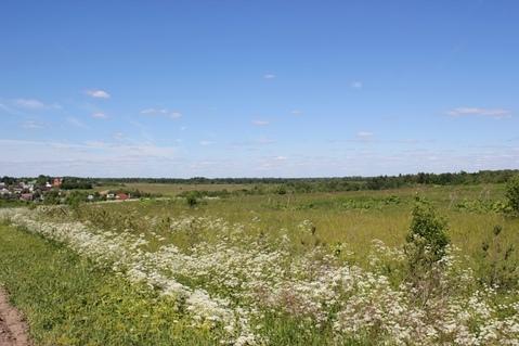 Земельный участок 80 сот в д. Рождествено, 35 км от МКАД - Фото 4