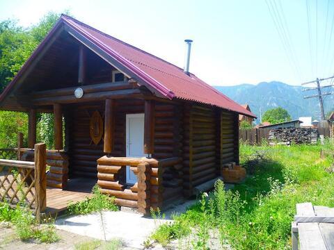 Продажа дома, Усть-Муны, Майминский район - Фото 4
