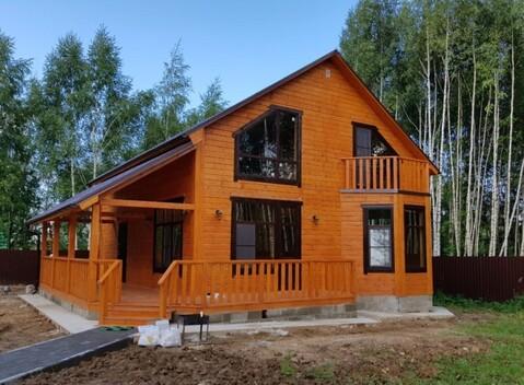 Дом 290 м2 с Газом, Второй свет, д. Новожилово - Фото 1