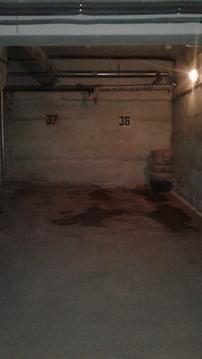 Продаётся подземный паркинг 15,2 м2 - Фото 3