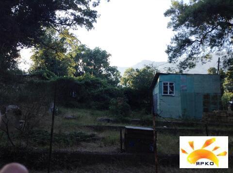 Продается земельный участок в Алупке с видом горы! - Фото 1