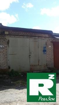 Продается гараж в городе Обнинске в ГСК Салют