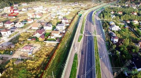 Киевское ш. 20 км от МКАД, Рогозинино, Участок 10 сот. - Фото 5