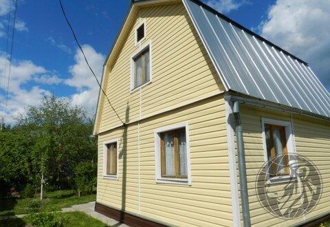 Дом на участке 5 соток г. Подольск, СНТ Монтажник - Фото 4