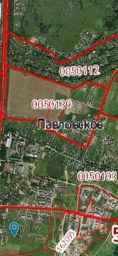 Участок под придорожный сервис в д. Павловское, Новорижское шоссе, 30 - Фото 1