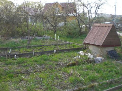 СНТ, Симферопольское ш. 26 км, вблизи пос. мис, Климовск, 5 соток - Фото 1