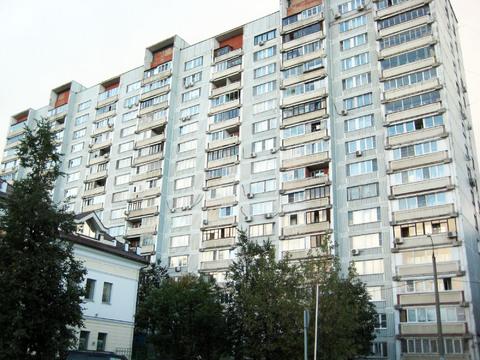 3х комн. квартира с евро-ремонтом м. Беляево, ул. Бутлерова 30 - Фото 1