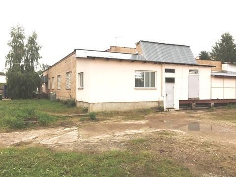 Продается производственное здание 820 кв.м и 30 соток - Фото 1