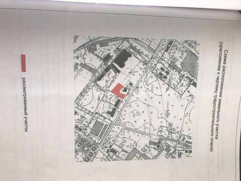 Продается инвест.проект строительства торгоового комплекса в Раменском