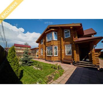 Продажа дома 290 м кв. на участке 10 соток на ул. Короленко, д. 7 - Фото 2