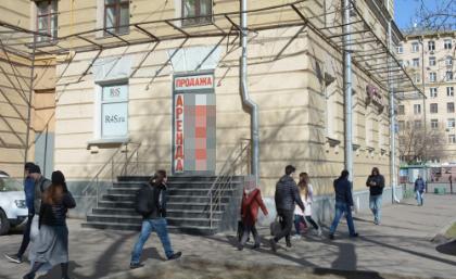 Продам торговое помещение 52.1 кв.м, м.Войковская - Фото 1