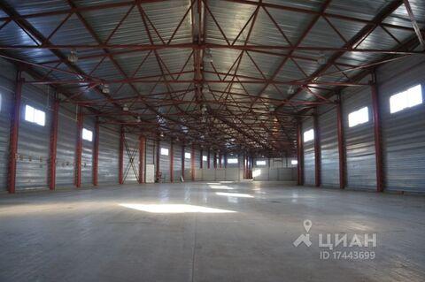 Аренда склада, Ставрополь, Улица 2-я Промышленная - Фото 1