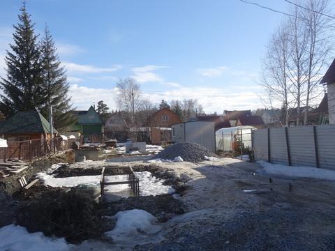 Участок в саду Трансформаторщик, 6 км Чусовского тракта, черта Екат-га - Фото 2