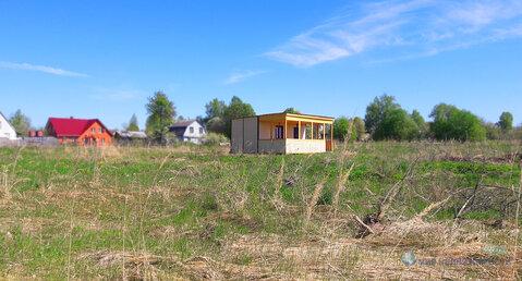 Оформленный участок 14 соток с строением у водоёма в деревне Курьяново - Фото 4