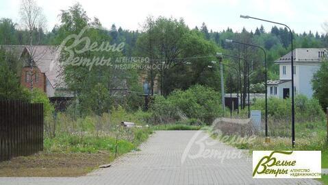 Участок кв. м,  10.1 сот, Киевское шоссе,  40 км,  Усадьба . - Фото 1