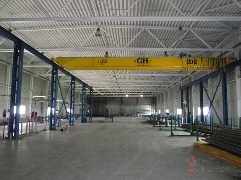 Производственно-складская база - Фото 1