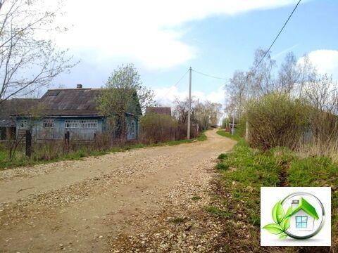 Купить земельный участок 12 соток в середине деревни, в Московской обл - Фото 2