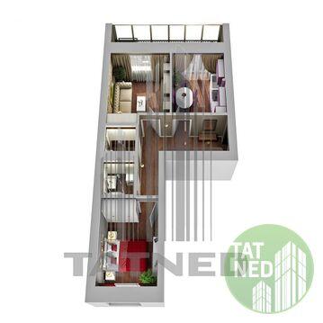 Продажа: Квартира 2-ком. Ершова 62д - Фото 2