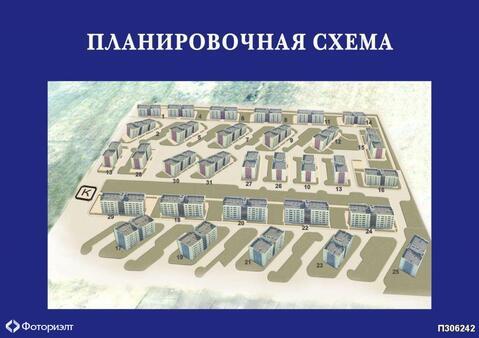 Квартира 1-комнатная в новостройке Саратов, Волжский р-н, Юбилейный, Купить квартиру в Саратове по недорогой цене, ID объекта - 315887036 - Фото 1