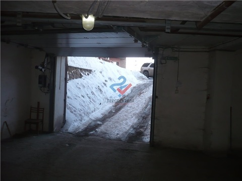 Машиноместо в подземном паркинге Дуванский Бульвар 30. 32 кв.м - Фото 3