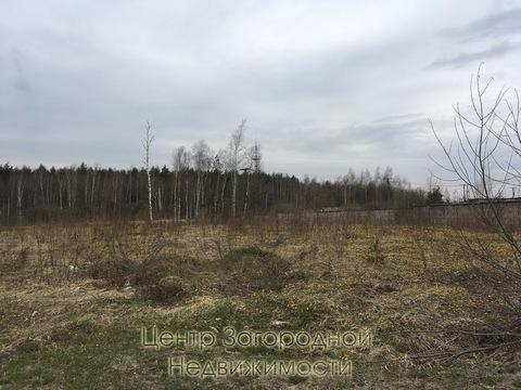 Участок, Щелковское ш, 15 км от МКАД, Щелково. Участок 64 сотки в гор. . - Фото 2