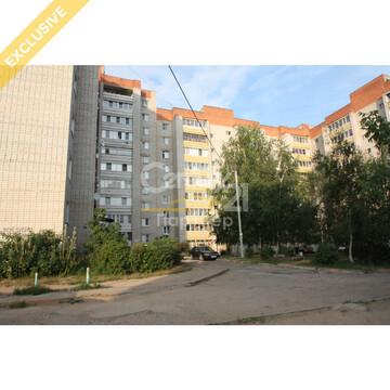 Двухкомнатная квартира на ул. Октябрьской, Купить квартиру в Переславле-Залесском по недорогой цене, ID объекта - 321608980 - Фото 1