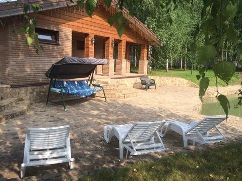 Дом с баней и прудом для купания - Фото 5