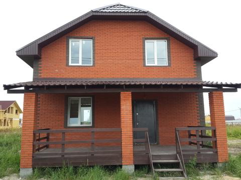 Продается новый дом 160м на 10сот, с. Малышево, Раменский район - Фото 1