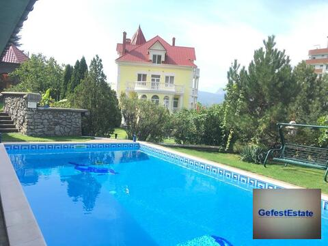 Элитное домовладение с бассейном в Ялте - Фото 2
