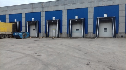 Аренда складов 6300 общая - Фото 1