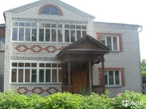 Дом 272 кв.м. кирпич 2-х. этажный в с.Ананье Княгининского р-на - Фото 1