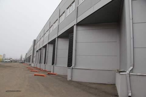 Аренда отапливаемого склада - 1193 кв. м. - Фото 1