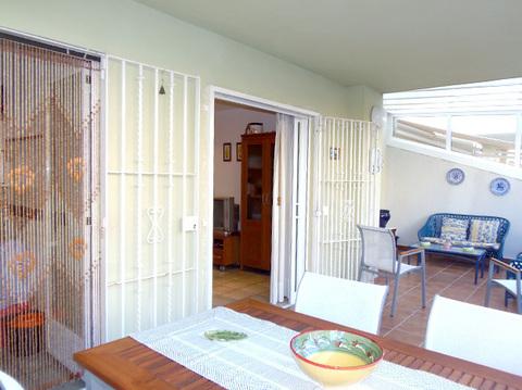 Квартира в Беникасиме, первая линия у пляжа - Фото 3