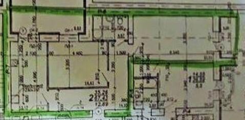 Продам двухкомнатную квартиру 81 м.кв. в Кальном в сданном доме - Фото 3