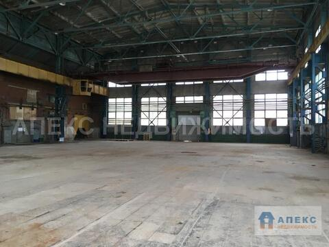 Аренда помещения пл. 1580 м2 под склад, производство, , м. . - Фото 1