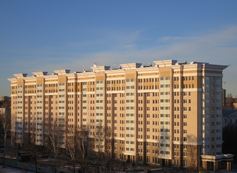 "Продается трехкомнатная квартира в ЖК ""Маршал"" на ул. Болотникова - Фото 2"