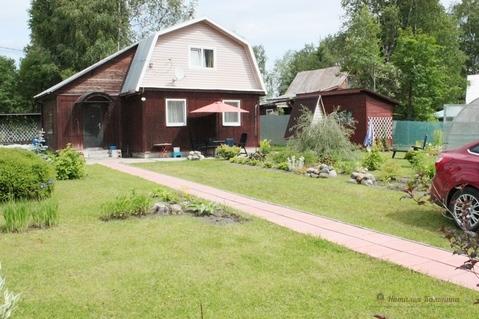 Продам прекрасный дом 130 м2 на участке 7.6 сот. - Фото 1