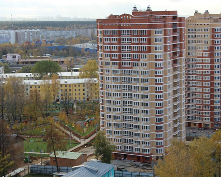 Продам 2-комн. квартиру, 62.5 кв.м. , Ивантеевка - Фото 1