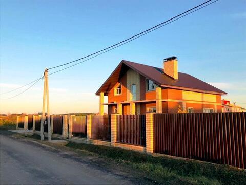 Дом в д.Крева 186м2 - Фото 4