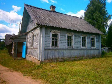 Продажа дома, Звоны, Опочецкий район - Фото 1