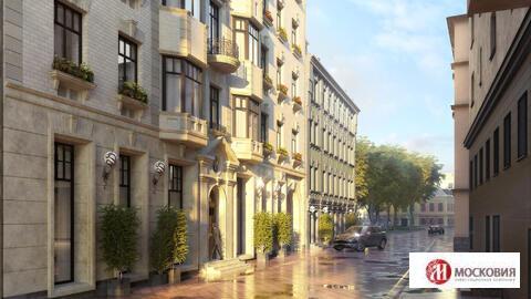 Двухкомнатная квартира с видом на Кремль. Центр Москвы. Ордынка - Фото 5