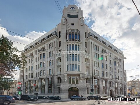 Продажа квартиры, м. Кропоткинская, Ул. Пречистенка - Фото 1