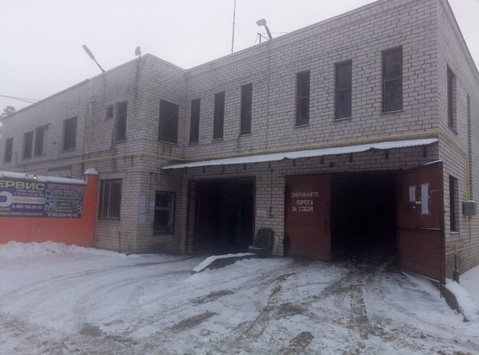 Около ж/д ст.Пушкино сдается гараж - Фото 1