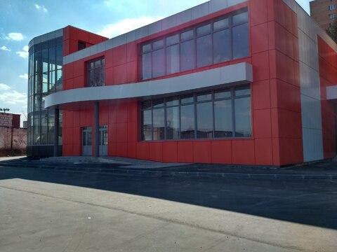 Новое торговое помещение 552 кв.м. - Фото 2