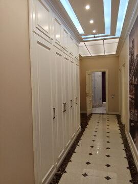 3-х комнатная кв. в монолит. доме бизнес- класса, ул. Яруевская д.32 - Фото 2
