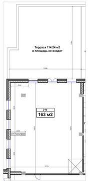 Аренда офиса 163.0 кв.м. Метро Тушинская - Фото 1